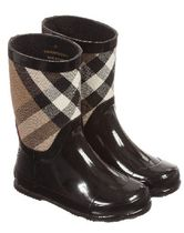 Burberry Kids Girl Boots