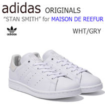 adidas STAN SMITH Street Style Collaboration Leather Sneakers