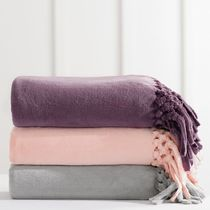 Pottery Barn Plain Throws