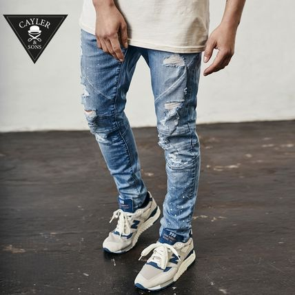 CAYLER&SONS More Jeans Denim Street Style Jeans