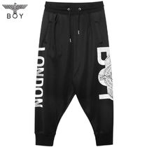 BOY LONDON Unisex Plain Sarouel Pants