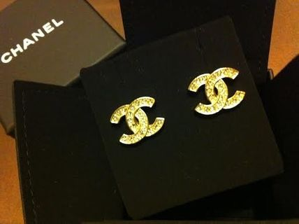 CHANEL Earrings Earrings 2