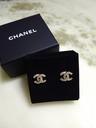 CHANEL Earrings Earrings 3
