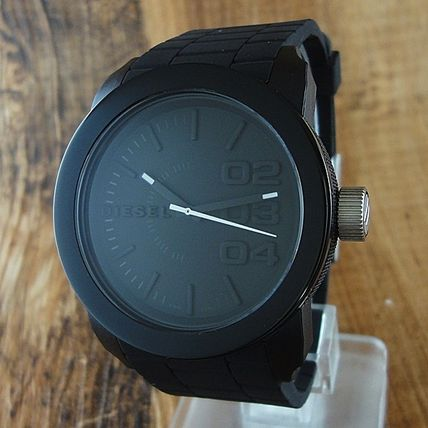 Watches Men ' s watches Franchise black DZ 1437