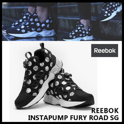 Reebok PUMP FURY Unisex Low-Top Sneakers