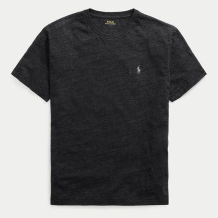 Ralph Lauren More T-Shirts Crew Neck Plain Cotton Short Sleeves T-Shirts 9
