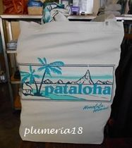 Patagonia Tropical Patterns Casual Style Cambus A4 Shoppers