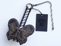 ANNA SUI Casual Style Street Style Gloves Gloves