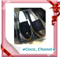 CHANEL ICON Elegant Style Shoes