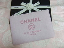 CHANEL A4 Clutches