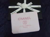 CHANEL DEAUVILLE Bag in Bag Clutches