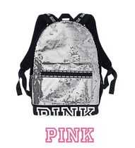 Victoria's secret Canvas Street Style Collaboration Backpacks