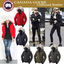 CANADA GOOSE CHILLIWACK Short Plain Down Jackets