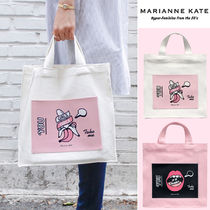 Marianne kate Street Style A4 Shoppers