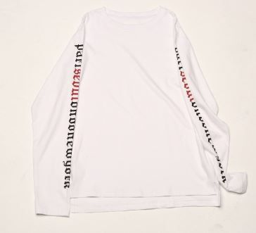 ATAR More T-Shirts Unisex Street Style Long Sleeves Cotton Oversized T-Shirts 14