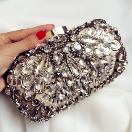 2WAY Handmade Party Style Clutches