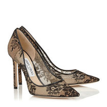 Jimmy Choo Pin Heels Party Style Elegant Style Pumps & Mules