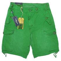 Ralph Lauren Cotton Cargo Shorts