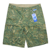 adidas Camouflage Cotton Cargo Shorts