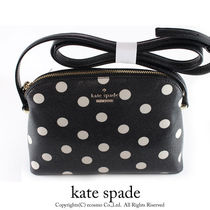 kate spade new york Dots Leather Shoppers
