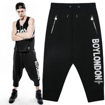 BOY LONDON Studded Sarouel Pants