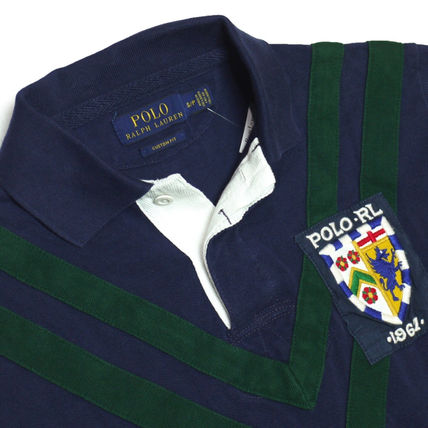Ralph Lauren Polos Cotton Short Sleeves Surf Style Polos 3