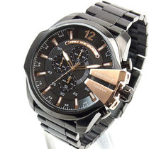 DIESEL Quartz Watches Stainless Analog Watches