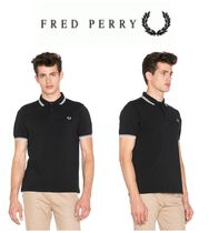 FRED PERRY Street Style Polos