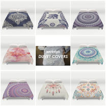 Society6 Comforter Covers Geometric Patterns Ethnic Duvet Covers