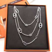 HERMES CONSTANCE Silver Necklaces & Pendants