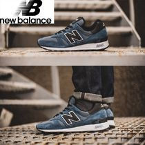 New Balance 1300 Suede Plain Sneakers