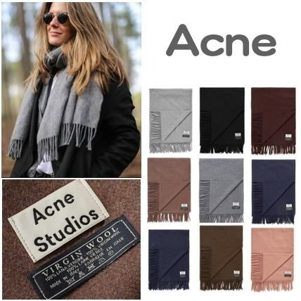 Acne Studios sold out inevitable CANADA scarf