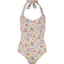Cath Kidston Flower Patterns Swim One-Piece