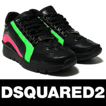 D SQUARED2 Leather Sneakers