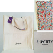 Liberty of London Flower Patterns Canvas A4 Totes