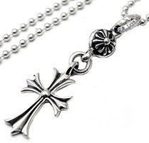 CHROME HEARTS CH CROSS Necklaces & Chokers