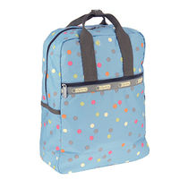 LeSportsac Dots Nylon Backpacks