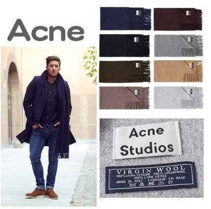 Acne Studios sold out inevitable CANADA NARROW scarf