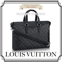 Louis Vuitton Monoglam A4 Leather Business & Briefcases