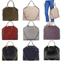 Stella McCartney FALABELLA Chain Totes