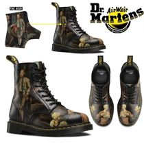 Dr Martens Unisex Collaboration Leather Boots