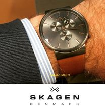 SKAGEN DENMARK Street Style Analog Watches