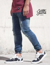 Sixth June Denim Street Style Joggers Jeans & Denim