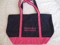 Brooks Brothers Canvas Plain Shoppers