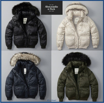 Fall Winter Abercrombie Down jacket