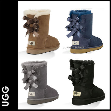 You can also put UGG Bailey Bow 19.5-24.5