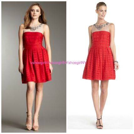 popular products AneCan products BCBGMAXAZRIA jewel dress
