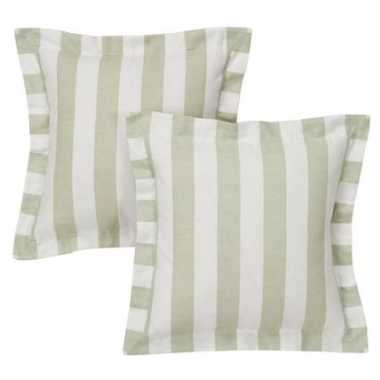 Stripes Collaboration Decorative Pillows