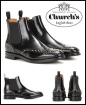 Church's Leather Ankle & Booties Boots