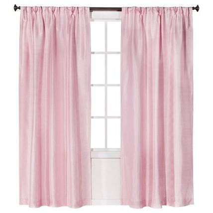 Collaboration Plain Curtains